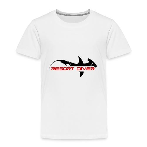 Resort Diver - Toddler Premium T-Shirt