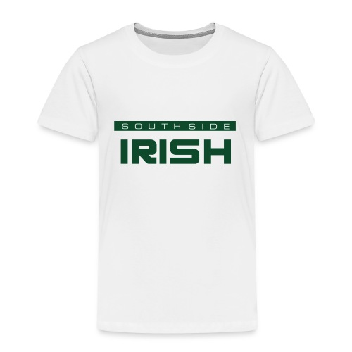 Southside Irish green - One Bar - Toddler Premium T-Shirt