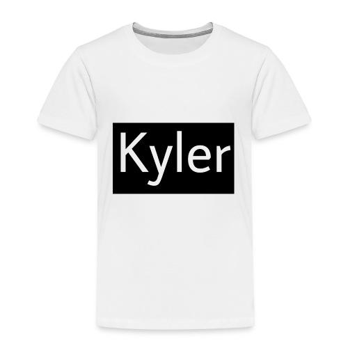Kyler Logo - Toddler Premium T-Shirt