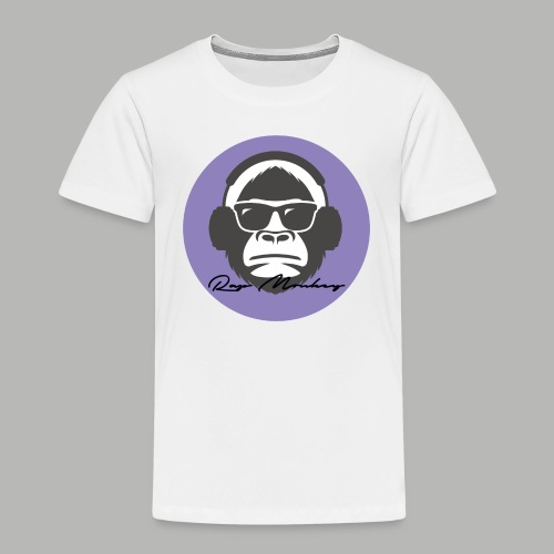Rap monkey(Ape) Men's Premium T-Shirt - Toddler Premium T-Shirt