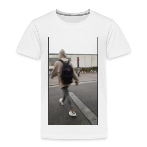 hoodie walker - Toddler Premium T-Shirt