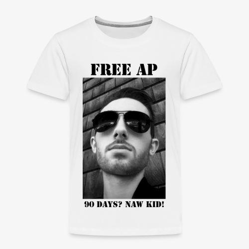 OG Free AP - Toddler Premium T-Shirt