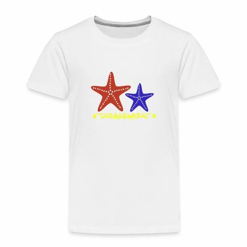 Estrellas de mar - Toddler Premium T-Shirt
