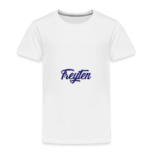 Treyten Simple Logo - Toddler Premium T-Shirt