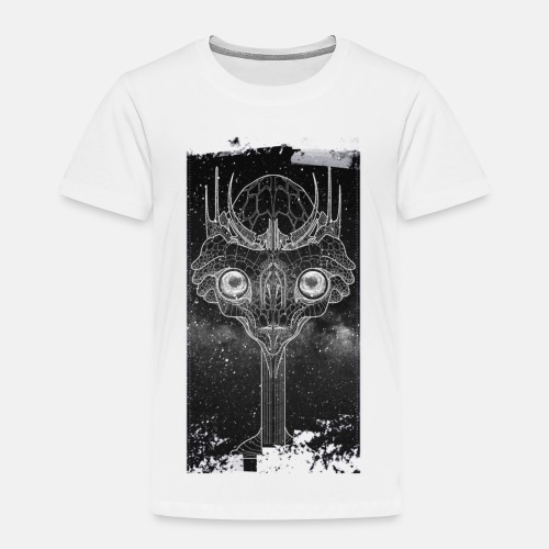 aliendream black and wait - Toddler Premium T-Shirt