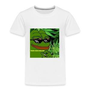 Smoke meme - Toddler Premium T-Shirt