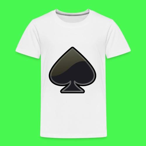 spade-304399_640 - Toddler Premium T-Shirt