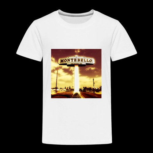 Montebello Welcomes You - Toddler Premium T-Shirt