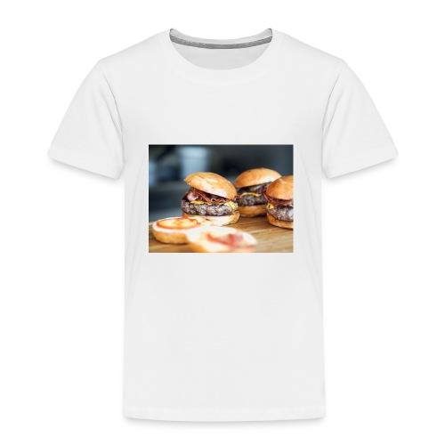 burger2 - Toddler Premium T-Shirt