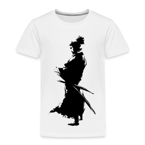 samurai 2028220 1280 - Toddler Premium T-Shirt