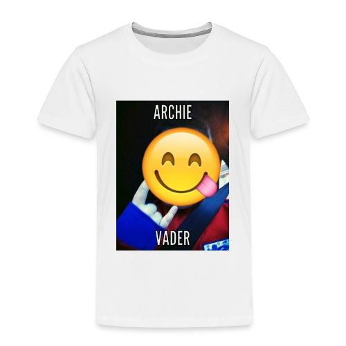 ARCHIEVADER123 - Toddler Premium T-Shirt