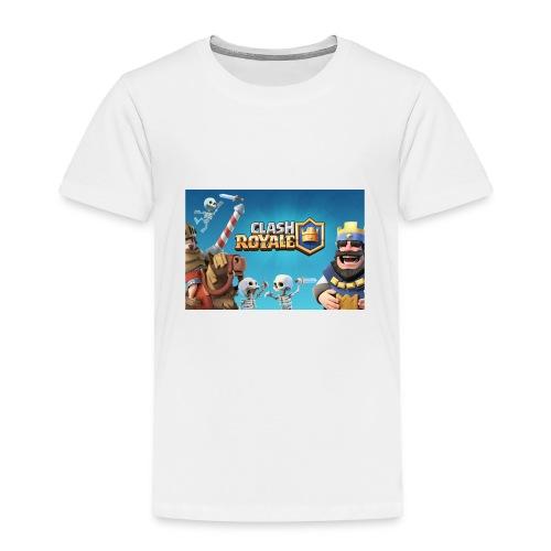 clash-royale - Toddler Premium T-Shirt