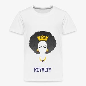 RoyaltyQueen - Toddler Premium T-Shirt