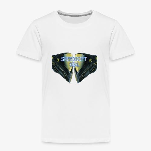 masked seal - Toddler Premium T-Shirt