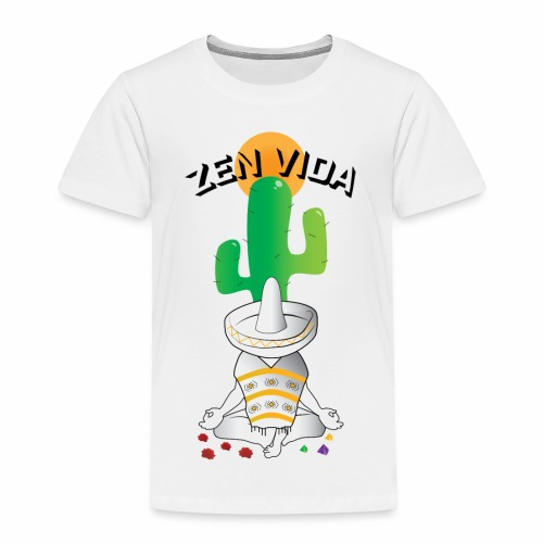 Zen Vida - Toddler Premium T-Shirt
