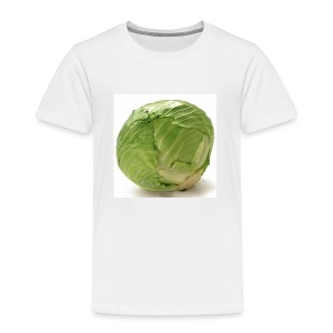 CabbageTexts Streetwear - Toddler Premium T-Shirt