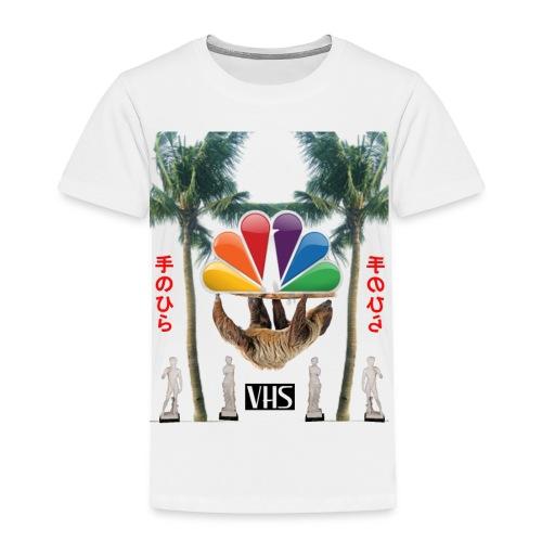 空のデータ - Toddler Premium T-Shirt