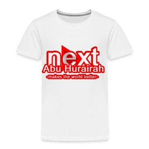 Next Abu Hurairah - Toddler Premium T-Shirt