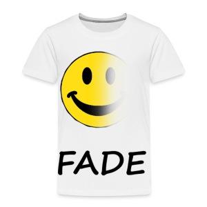 Fade Official Smile - Toddler Premium T-Shirt
