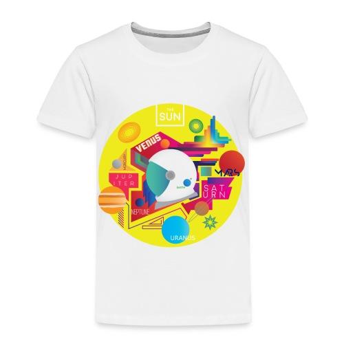 Cosmonaut DESIGN - Toddler Premium T-Shirt