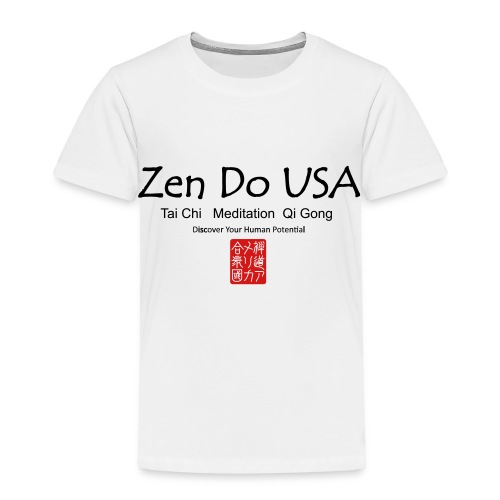 Zen Do USA - Toddler Premium T-Shirt