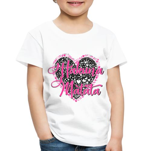 Hakuna Matata - Toddler Premium T-Shirt