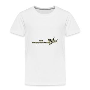 MIWO Skeleton Logo - Toddler Premium T-Shirt