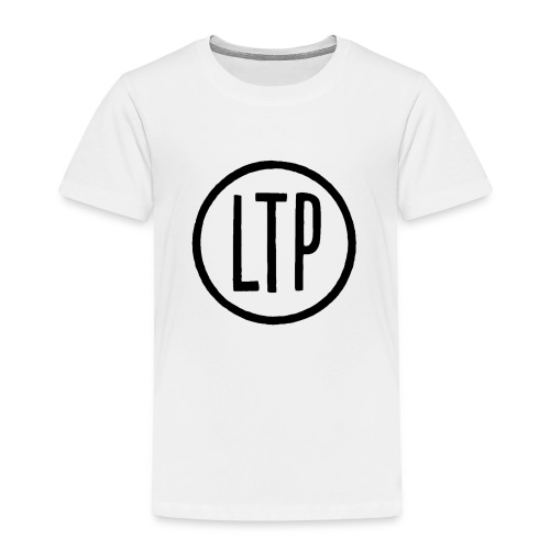 LTP White T-Shirt - Toddler Premium T-Shirt