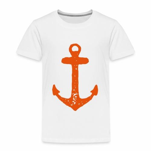 Test Vector Anchor - Toddler Premium T-Shirt