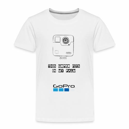 GoPro Fusion - Toddler Premium T-Shirt