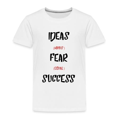 Our Success Formula - Toddler Premium T-Shirt