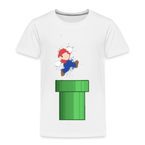 Super mario - Toddler Premium T-Shirt