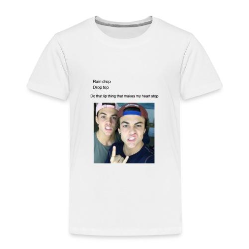Dolan lip thing - Toddler Premium T-Shirt
