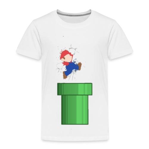 Super mario - Toddler Premium T-Shirt