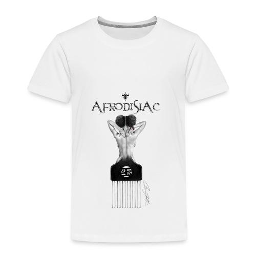 tshirtAfroArtD2 copy - Toddler Premium T-Shirt