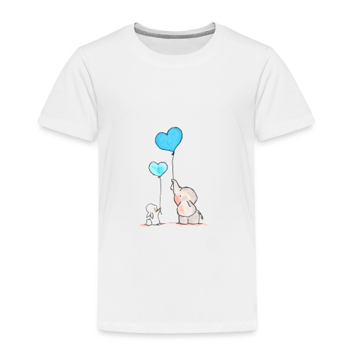 cute - Toddler Premium T-Shirt