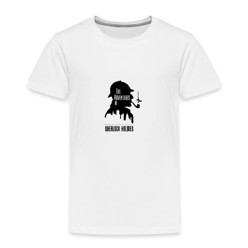sherlock holmes - Toddler Premium T-Shirt