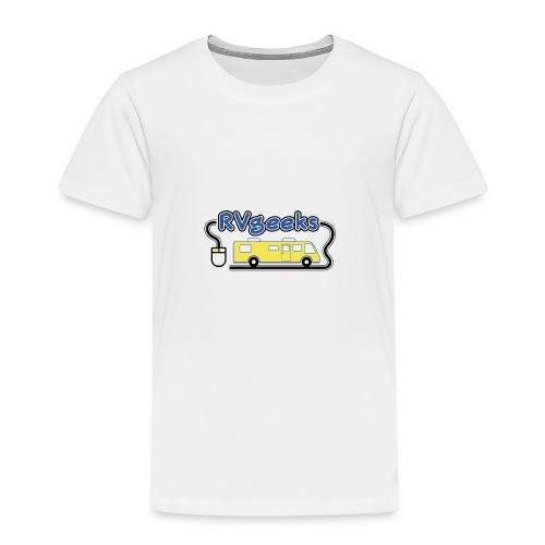 RVgeeks Logo - Toddler Premium T-Shirt