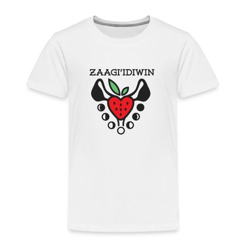 Zaagi idiwin Logo - Toddler Premium T-Shirt