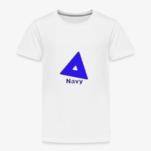 Navy Merchandise style 1 original - Toddler Premium T-Shirt