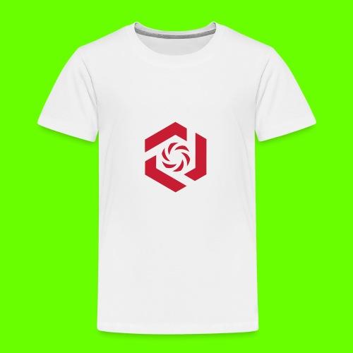 Temporary Logo Design - Toddler Premium T-Shirt