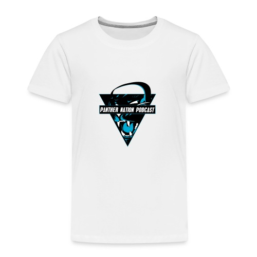Panther Nation Podcast - Toddler Premium T-Shirt