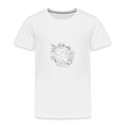 Love Blooms - Toddler Premium T-Shirt