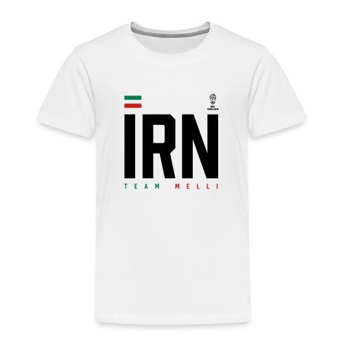 Iranian Apparel World Cup Tee - Toddler Premium T-Shirt