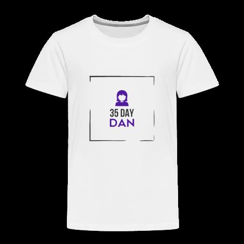 35DD Gal - Toddler Premium T-Shirt