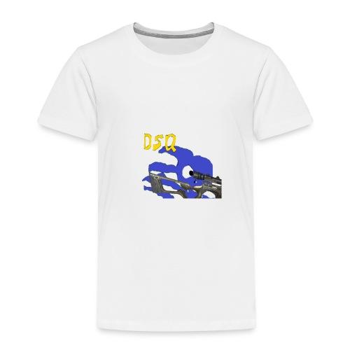 DSQ Logo - Toddler Premium T-Shirt