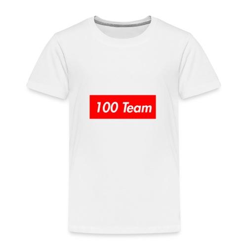 100 Team - Toddler Premium T-Shirt