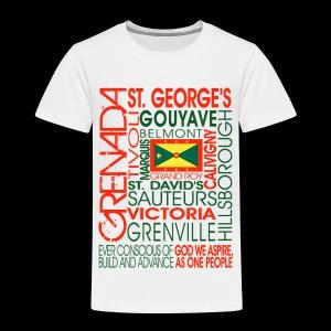 OC Grenada - Toddler Premium T-Shirt