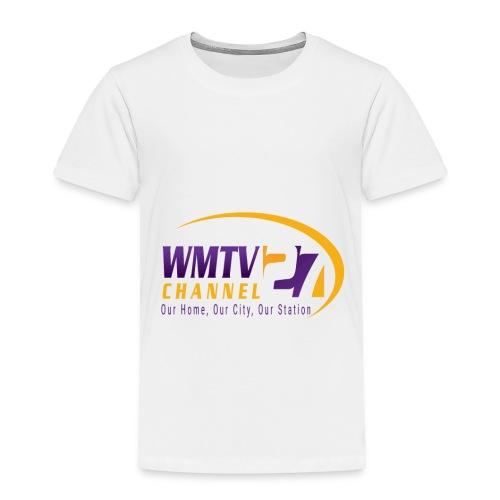 WMTV Merchandise - Toddler Premium T-Shirt
