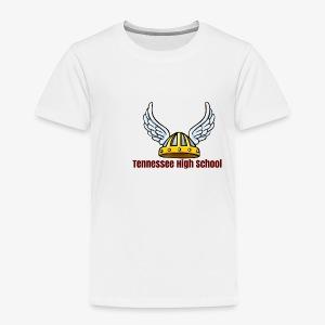 THS Spirit Helmet - Toddler Premium T-Shirt